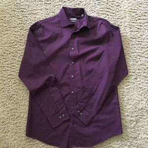 Kenneth Cole Reaction Slim Fit Long Sleeve
